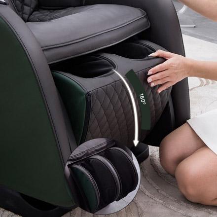 Wielofunkcyjny podnóżek w fotelu PW430