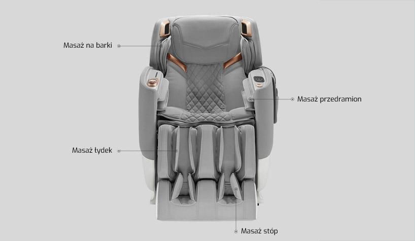 Fotel do masażu PW530