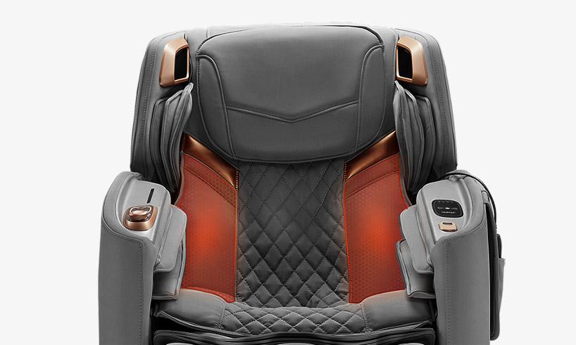 Fotel do masażu PW530 - Grzanie